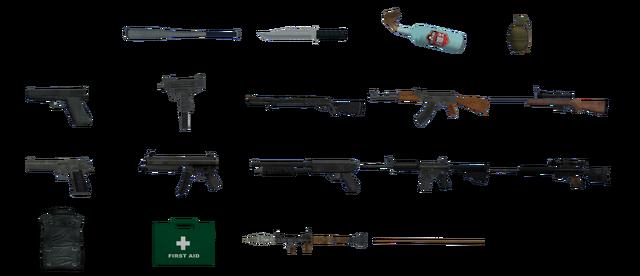 File:GTA IV guns.png
