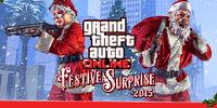 Festive Surprise 2015