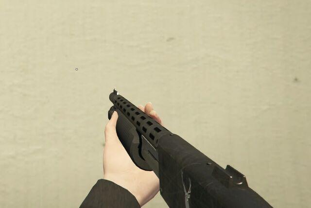 File:Pump Shotgun GTAVe FPS Aim.jpg