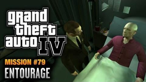 GTA 4 - Mission 79 - Entourage (1080p)