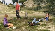 North Point Fit Trail GTAV Finished