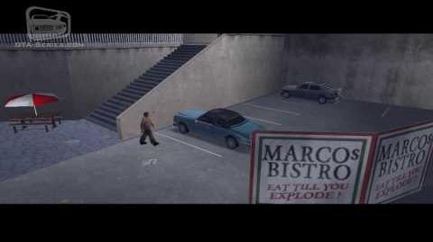 GTA 3 - Walkthrough - Mission 7 - Mike Lips Last Lunch (HD)