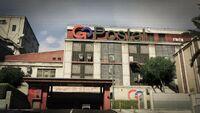 Gopostal building - GTA V