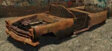 Peyote-wrecked