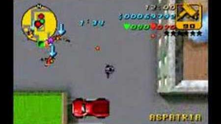GTA Advance Mission 27 - Kid's a Hero