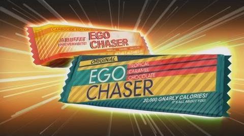 GTA 5 - EGO CHASER Energy Bars Commercial!