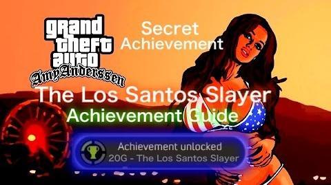 """GTA San Andreas The Los Santos Slayer Achievement Guide """"Secret Achievement"""""""