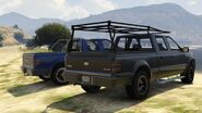 Sadler GTAV WorkmanRack RearQuarterView