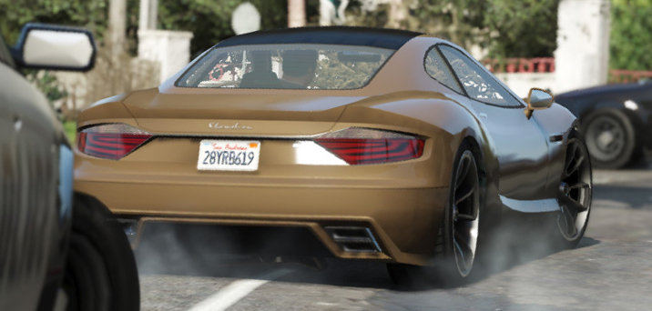 Image Khamelion Gtav Rear Jpg Gta Wiki Fandom Powered By Wikia