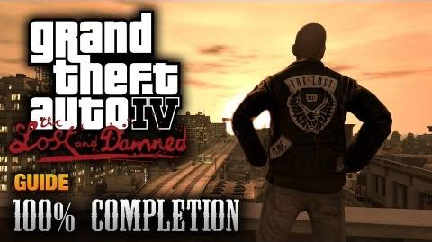 GTA The Lost and Damned - 100% Completion Guide (1080p)