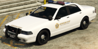 Sheriff Cruiser