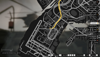 Vehicle Import Circuit GTAO LSIA Map