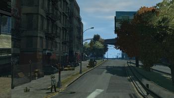 Rocket Street-GTAIV-West