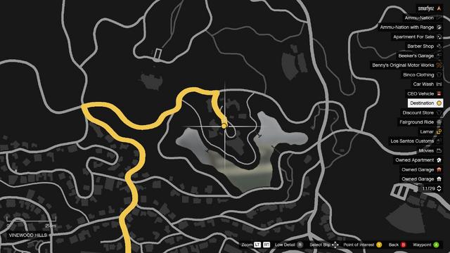 File:Vehicle Import Key GTAO Like Vinewood Estates Map.png