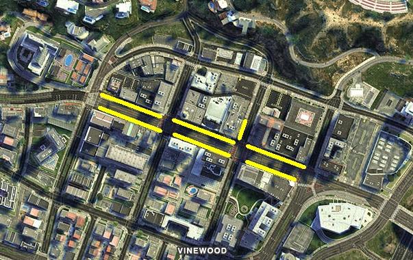 File:Vinewood Walk Of Fame GTAV Map.jpg
