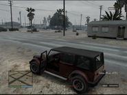 Survival GTAO Accessible Vehicles