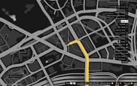 Vehicle Export Showroom GTAO Luxury Auots Map