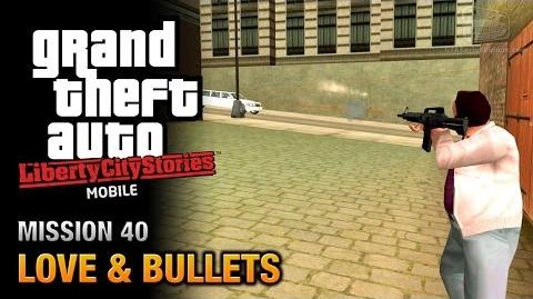 GTA Liberty City Stories Mobile - Mission 40 - Love & Bullets