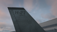 Hydra GTAVe Exterior Vertical Stabilzer Detail