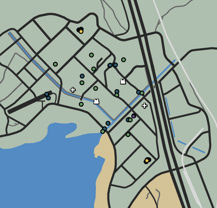 Field of Screams GTA GTAO Map