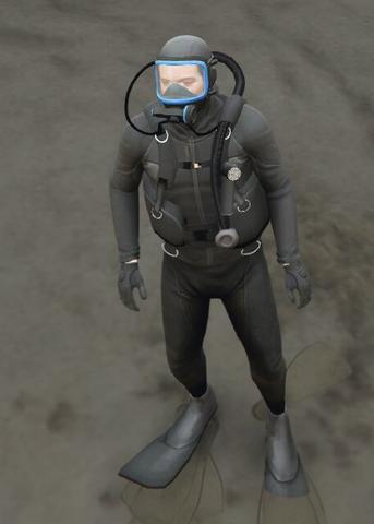 File:Scuba Suit GTAVpc Michael DirectorMode FullGear Front.png