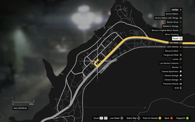 File:Vehicle Export Showroom GTAO Chrome Dome BF Repairs Map.png