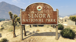SenoraNationalPark-GTAV