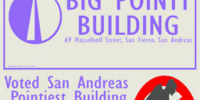 Big Pointy Building