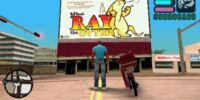 Ray the Otter