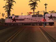 Railroad Crossing Closed Los Santos (GTA SA)