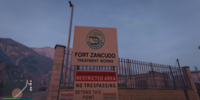 Zancudo Treatment Works