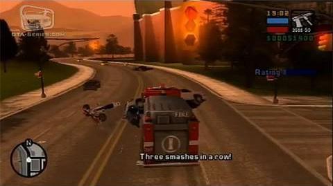 GTA Liberty City Stories - Walkthrough - Mission 44 - Karmageddon