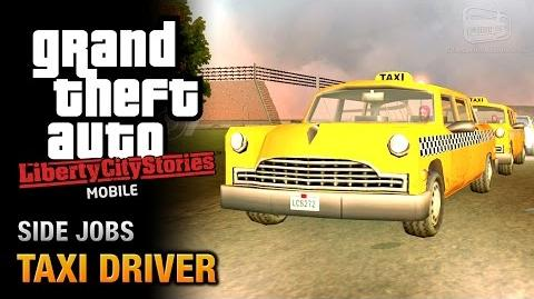 GTA Liberty City Stories Mobile - Taxi Driver