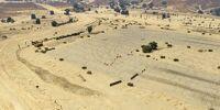Desert Test Track 4x4