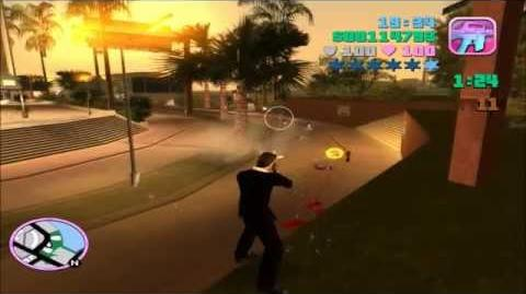 Rampages in GTA Vice City