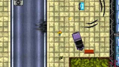 Grand Theft Auto 1 PC Liberty City Chapter 1 - Mission 1