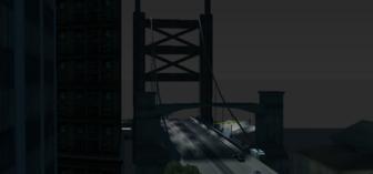 Callahan Bridge Overview