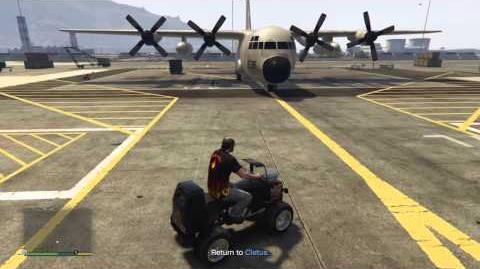 GTA V - How to safely get the Titan