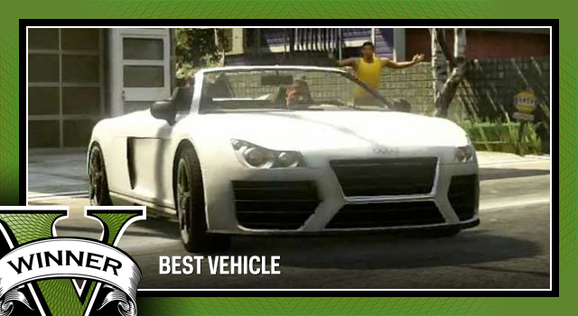 GTAV BestVehicle