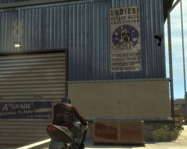 File:PortTudorWarehouseA-GTAIV-EugenicsWarningSign.jpg