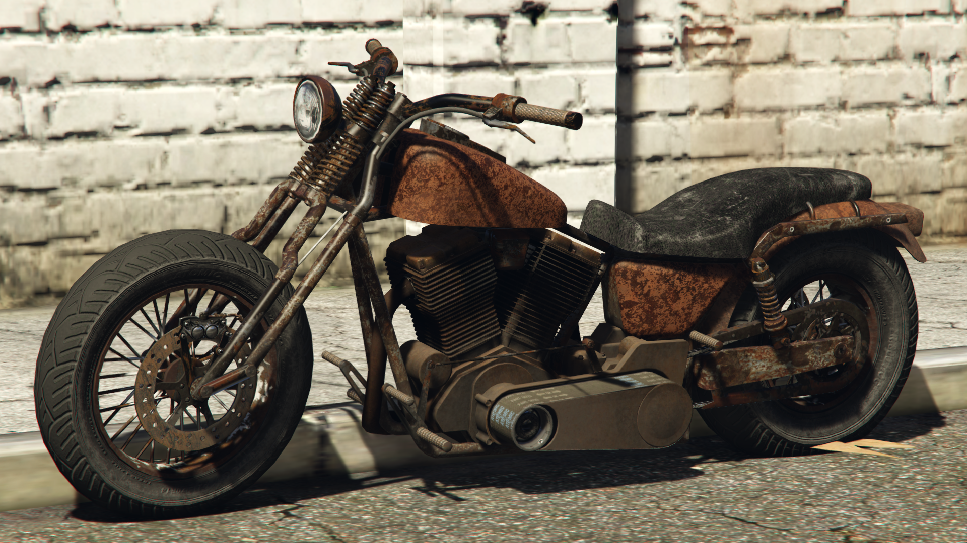 Rat Bike Gta Wiki Fandom Powered By Wikia