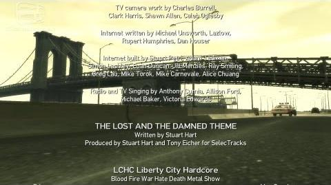 Credits (TLAD)