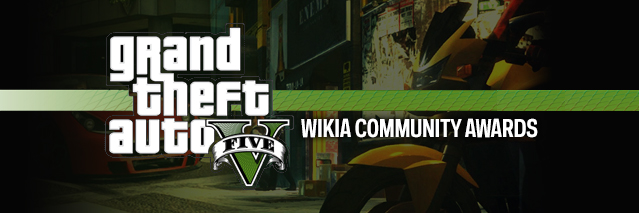 Awards GTAV header