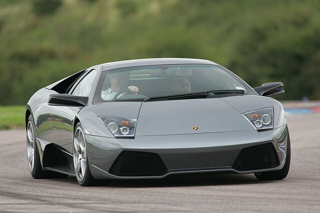 File:Gray Lamborghini LP640.jpg