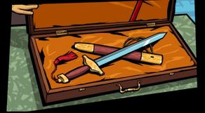 Yu Jian Sword