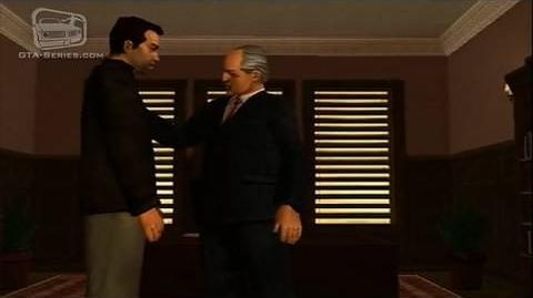 GTA Liberty City Stories - Ending Final Mission - The Sicilian Gambit