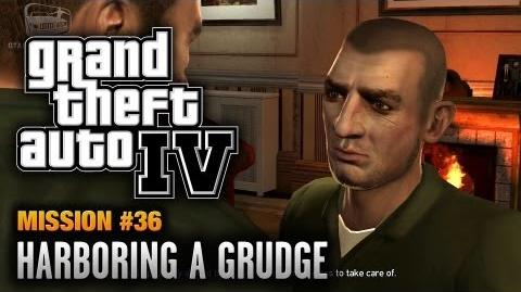 GTA 4 - Mission 36 - Harboring a Grudge (1080p)