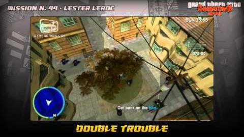 GTA Chinatown Wars - Walkthrough - Mission 44 - Double Trouble