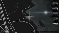 Vehicle Import Detective GTAO Lighthouse Map