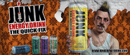 Junk Energy Drink Billboard Advertisment GTAV